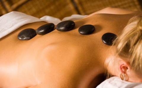 Hotstone & Coldstone massage