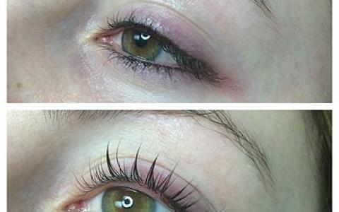 Lashlifting excl. verven