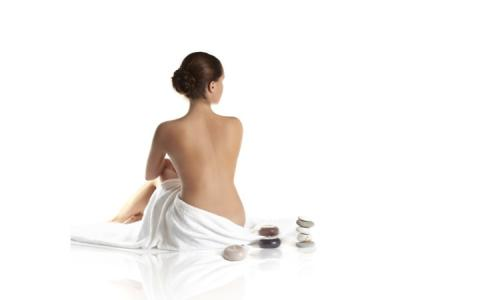 Hotstone massage 30 min