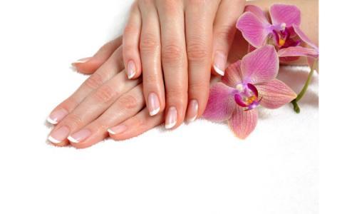 Manicure met paraffinebehandeling