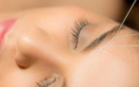 Threading Gezicht